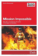 """Buchcover """"Mission Impossible"""""""