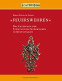 """Buchcover """"Feuerswehren"""""""
