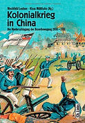 "Buchcover ""Kolonialkrieg in China"""