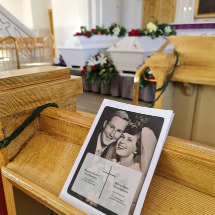 In Memoriam   Kimmo & Ritva