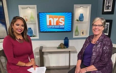 Hampton Roads Show - Interview 9/21/21