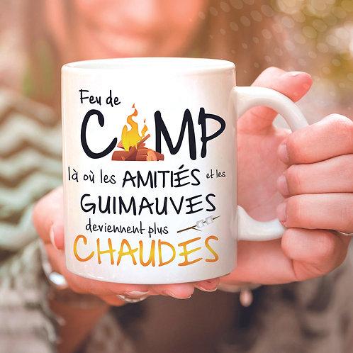Collection camping - Feu de camp