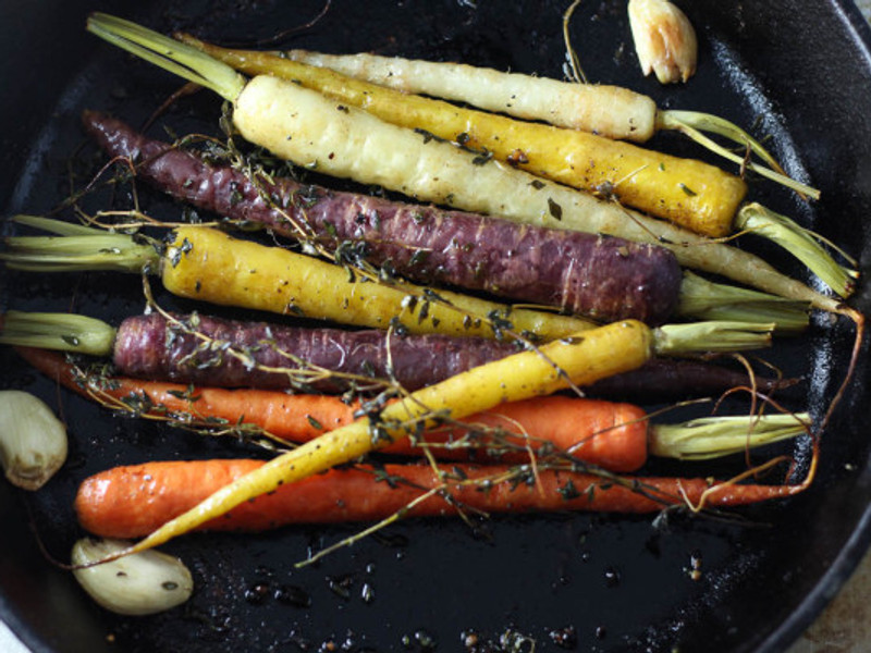Roasted-Rainbow-Carrots-7