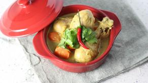 Vietnamese Curry Chicken – Cà Ri Gà