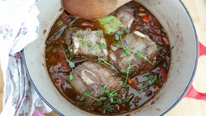 Perfect Comfort Food – Red Wine Braised Short Ribs