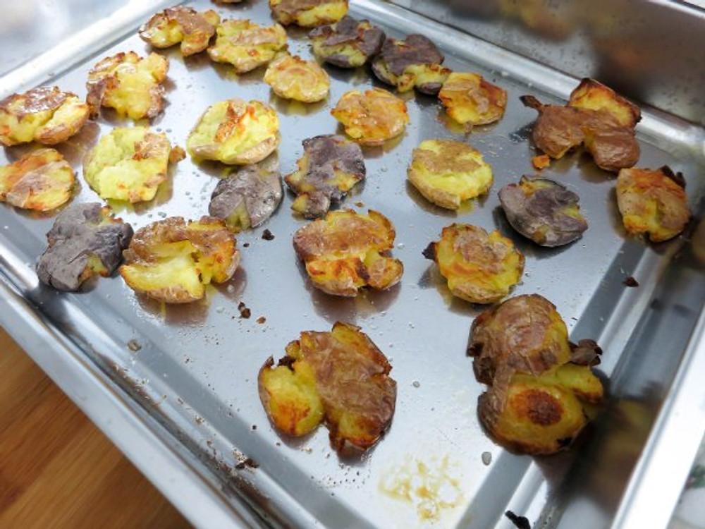 Smashed Potatoes 6
