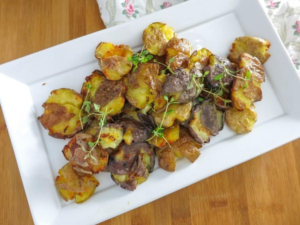 Smashed Potatoes 8