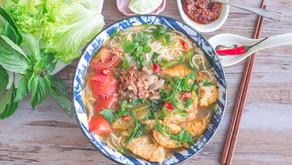 Bún Chả Cá – Vietnamese Fish Cake Noodle Soup