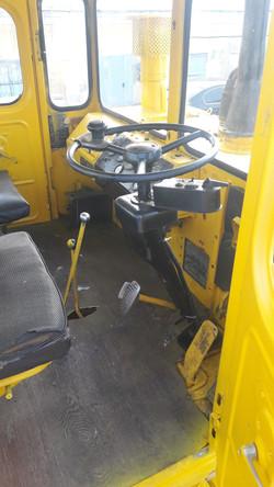 К-700 кабина руль