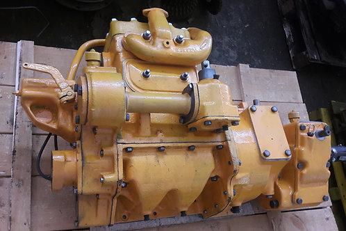 Пусковой двигатель ПД 17-23 сп