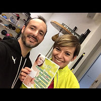 GG Personal Training con Vice Miss Schwe