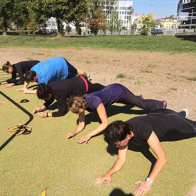 Outdoor-Training / Bootcamp
