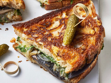 Sizzling Summer Series —A Good Team Is Like A Portobello Patty Melt