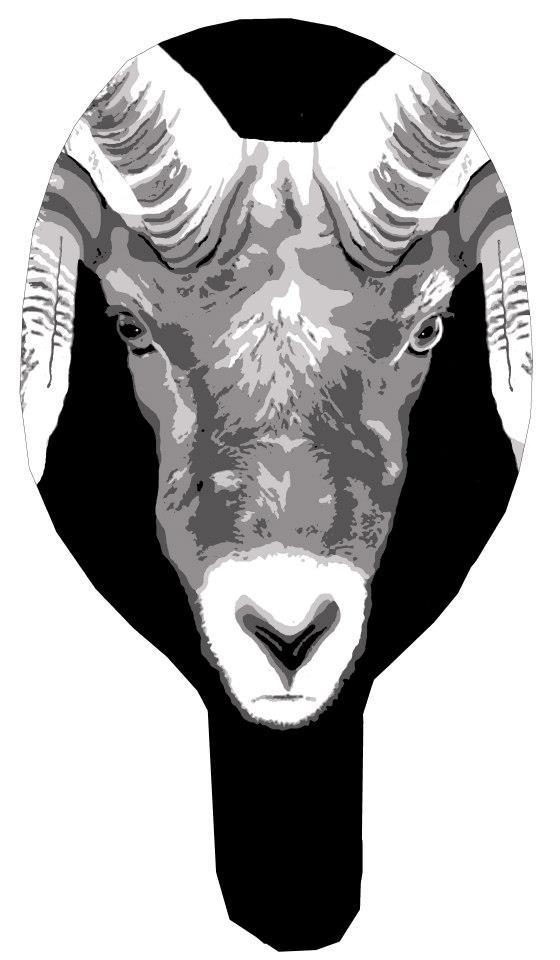 Masks: Ram