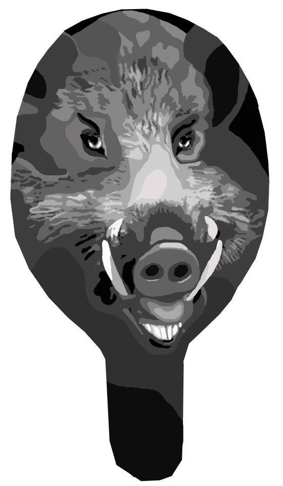 Mask: (Wild) Wild Pig