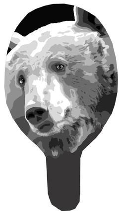 Mask: Bear