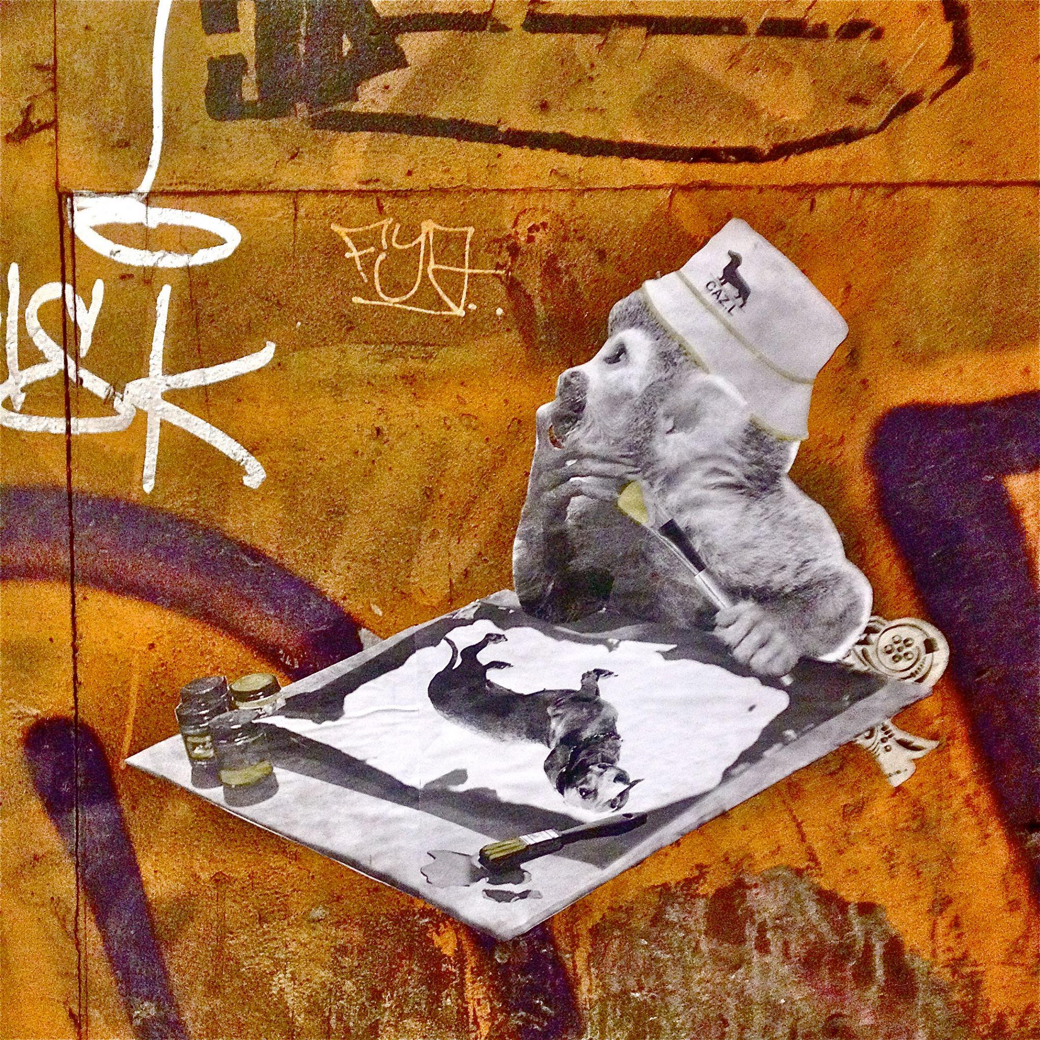 """Its a """"Street"""" Artist"""