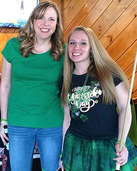 Looking great in green girls! ☘️💚🍀.jpg