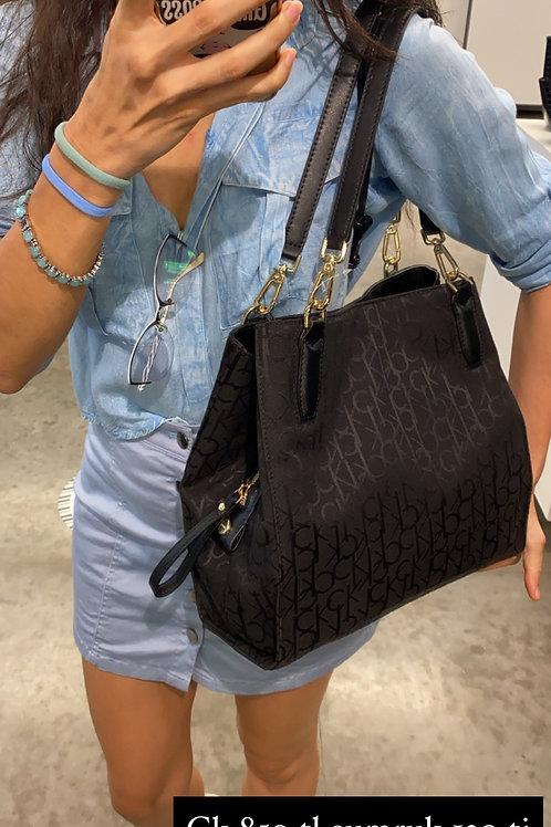 CK ELAINE  TRIPLE BAG