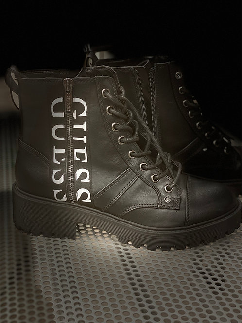 GUESS LACE UP BOOT