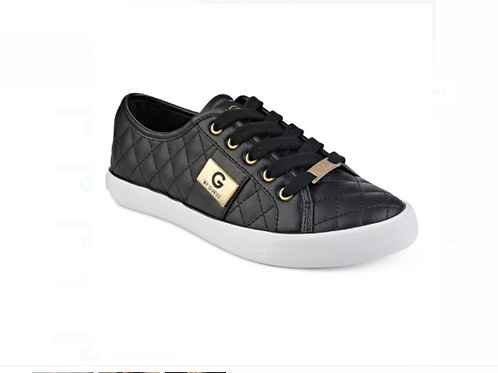 GUESS BUCKER LACE UP SNEAKERS