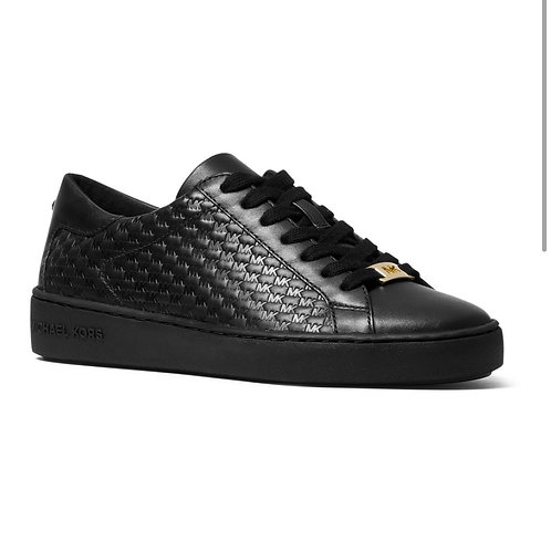 MK COLBY LOGO LACE UP  SNEAKERS
