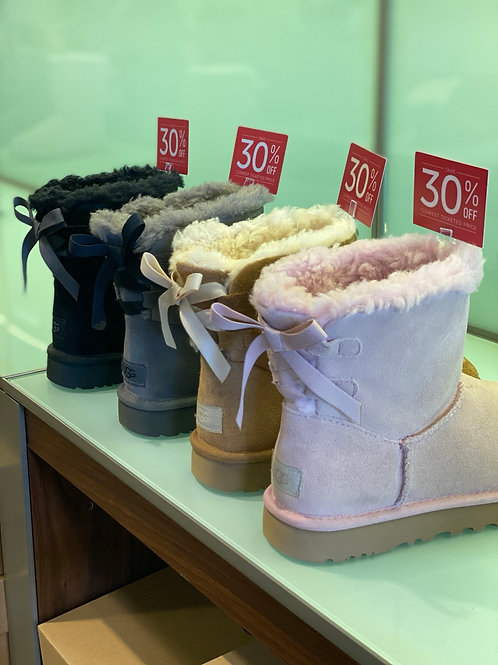 UGG MINI BOW BOOT