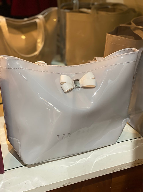 TED BAKER JELLY TOTE BAG