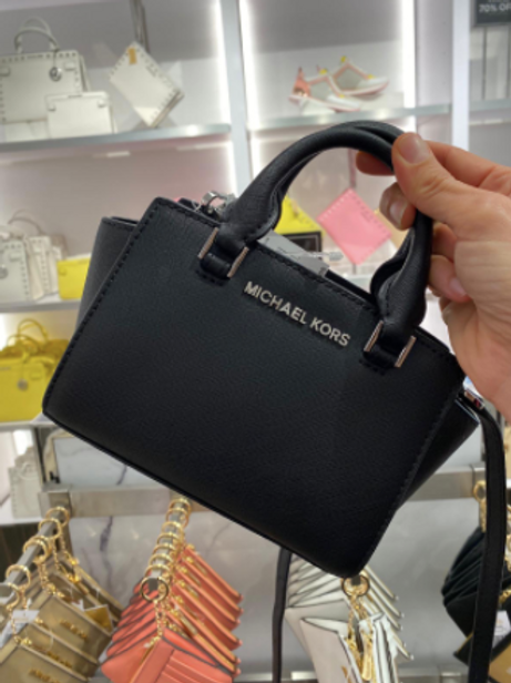 MICHAEL KORS XS MINI SELMA BAG