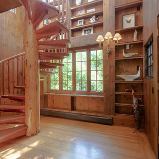 Stairway- Lower Floor