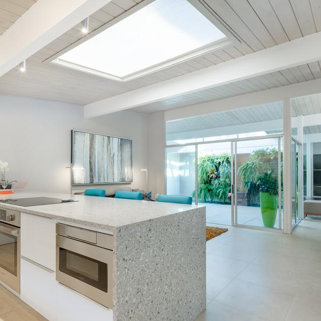 Kitchen/Atrium