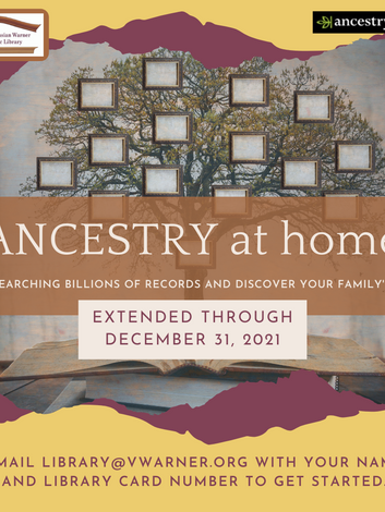 Ancestry At Home!