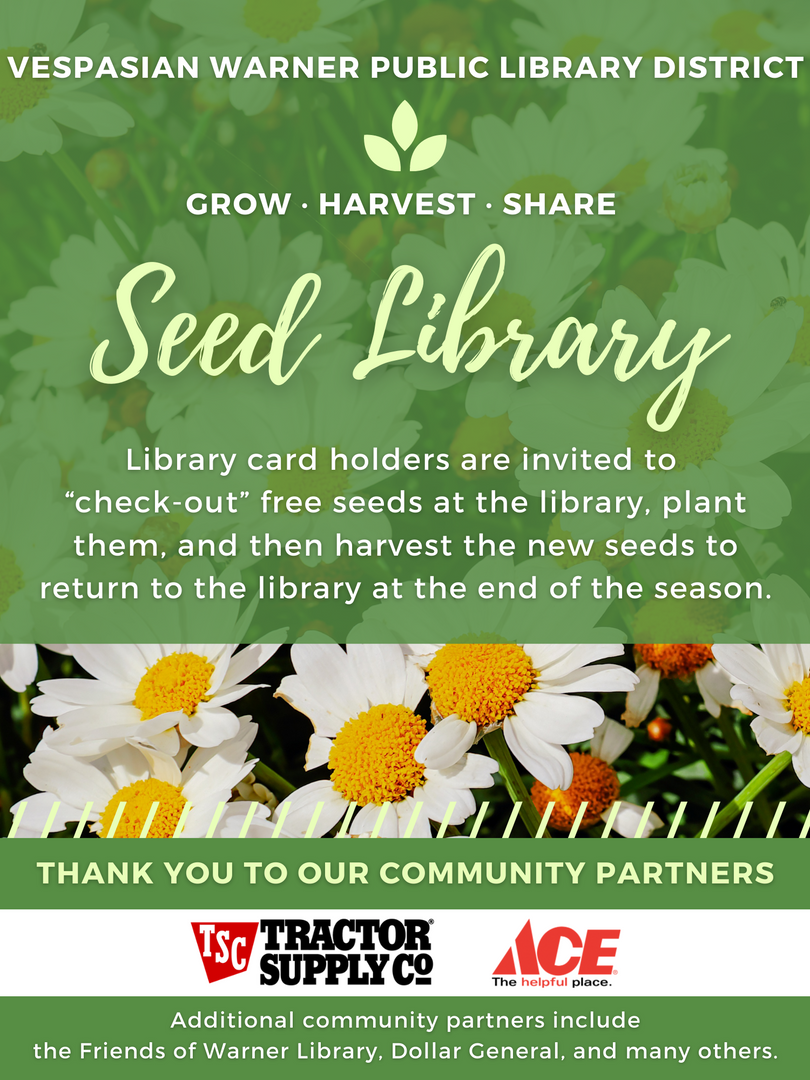 Seed Library!