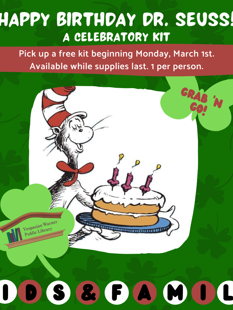 Dr. Seuss Celebration Kit!