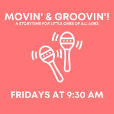 Movin' & Groovin'!