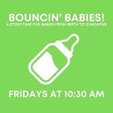Bouncin' Babies!