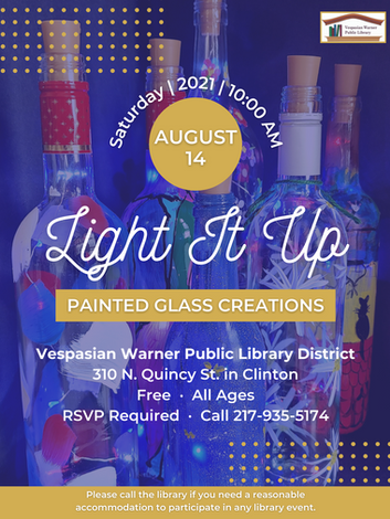 Light It Up Painted Glass Creations!