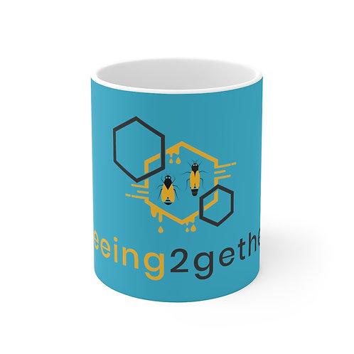 Coffee Mug 11oz-Blue