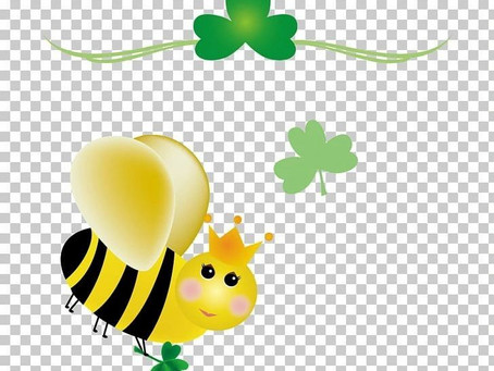 BEE PATRICK'S DAY!!!