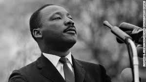 DR. MARTIN LUTHER KING DAY!
