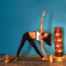 Deepti de Maison du Yoga by Deepti
