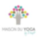 Logo de Maison du Yoga by Deepti