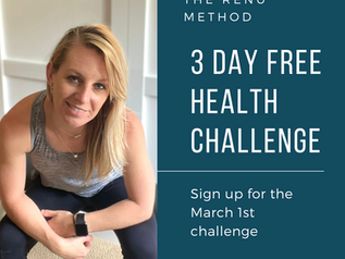 Last Chance! The Free 3-Day Health Challenge