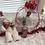 Thumbnail: Led rose stuffed balloon. With