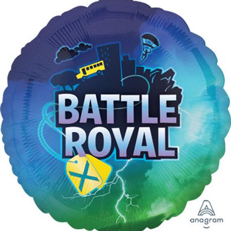 """18"""" standard Battle Royel fortnite balloons foil gamer"""