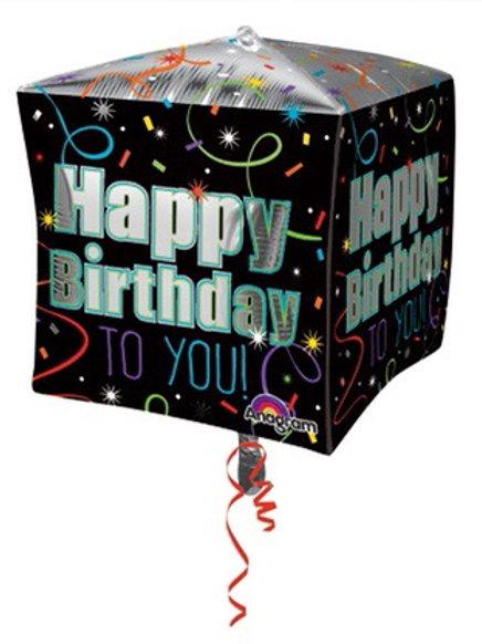 CUBEZ HAPPY BRILLIANT BIRTHDAY TO YOU