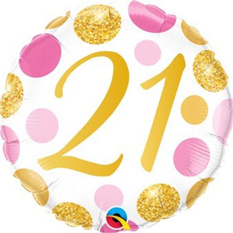 21st Birthday happy