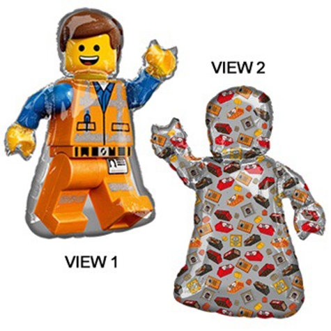 LRG SHP LEGO MOVIE 2 EMMET