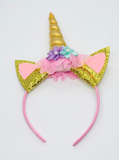 Unicorn Tiara headband
