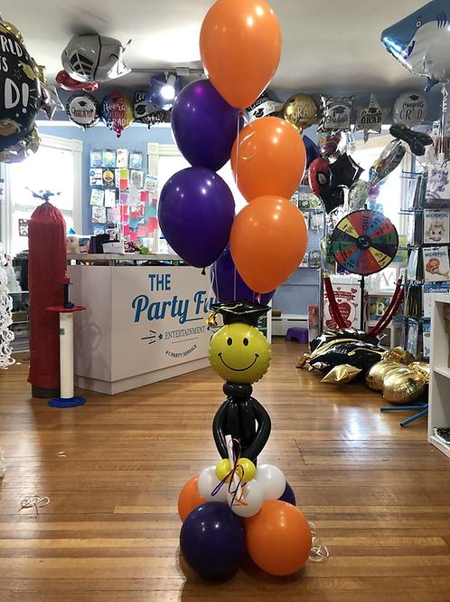 Grad balloon bundle figure